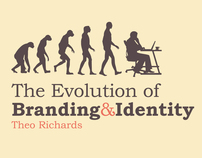 The Evolution of Branding & Identity Book