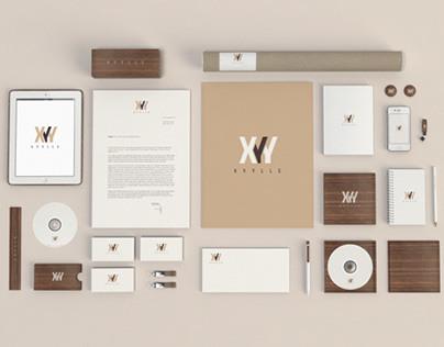Logo // XYY // Fashion shop