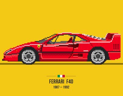 Pixel Autos