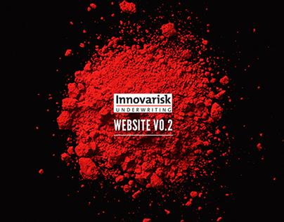 Innovarisk Website V0.2