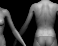 Modelling - Female Body