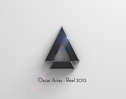 Oscar Arias Reel 2013