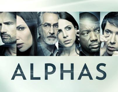 Alphas - Olympic Advertorials