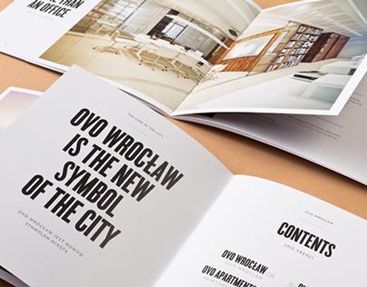 OVO Wrocław - brochure