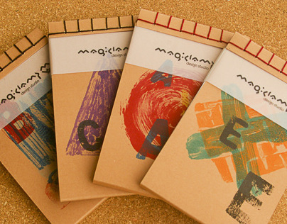 magiclamp :: simplicity of symbols :: hand book