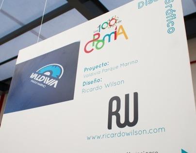 Expo Los 100 de Cromía - Valdivia Parque Marino