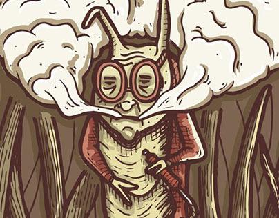 Third Thursday Illustration.