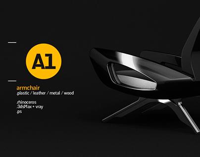 A1 armchair