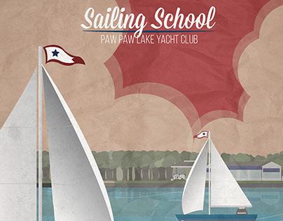 Paw Paw Lake Yacht Club Sailing School: Marketing