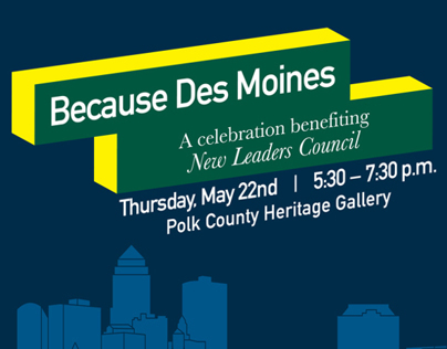 2014 NLC Institute Benefit - Because Des Moines