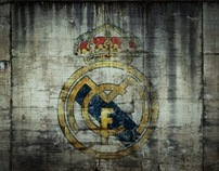 Real Madrid grunge wallpaper