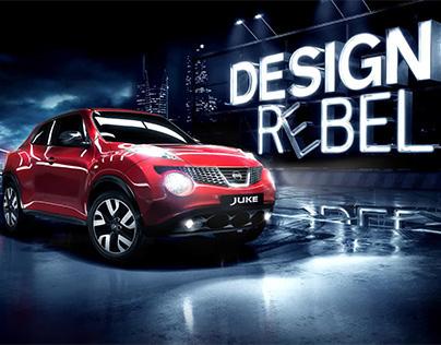 Nissan | Design & Tech Rebel