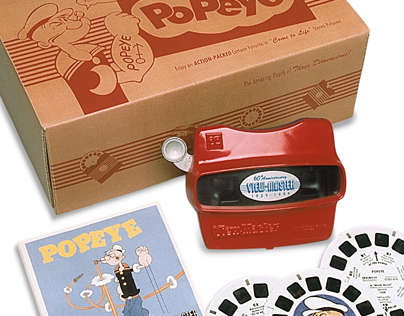 Promotional Toy Packaging
