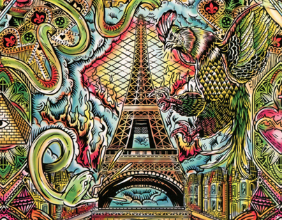 Eurostar Metropolitan May Cover