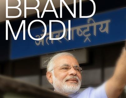 Branding for Narendra Modi