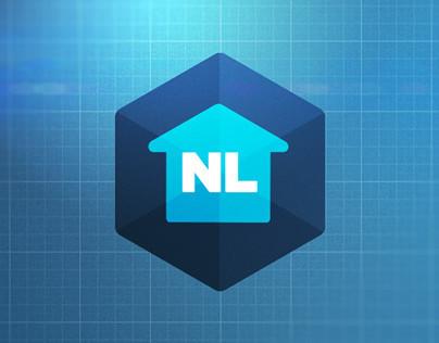 New Look Home Exteriors // Branding