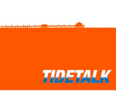 Tide Talks | Intro Graphics