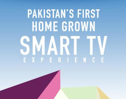 Orient Smart TV UI/UX