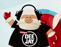 Radio Deejay Xmas Game