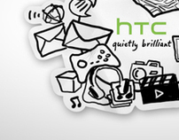 HTC Commercial - storyboarding