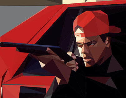 Shooter Low-Poly