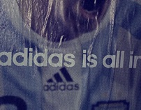 adidas is all in Germany launch