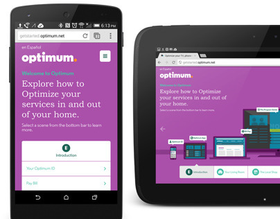 Optimum: Get Started