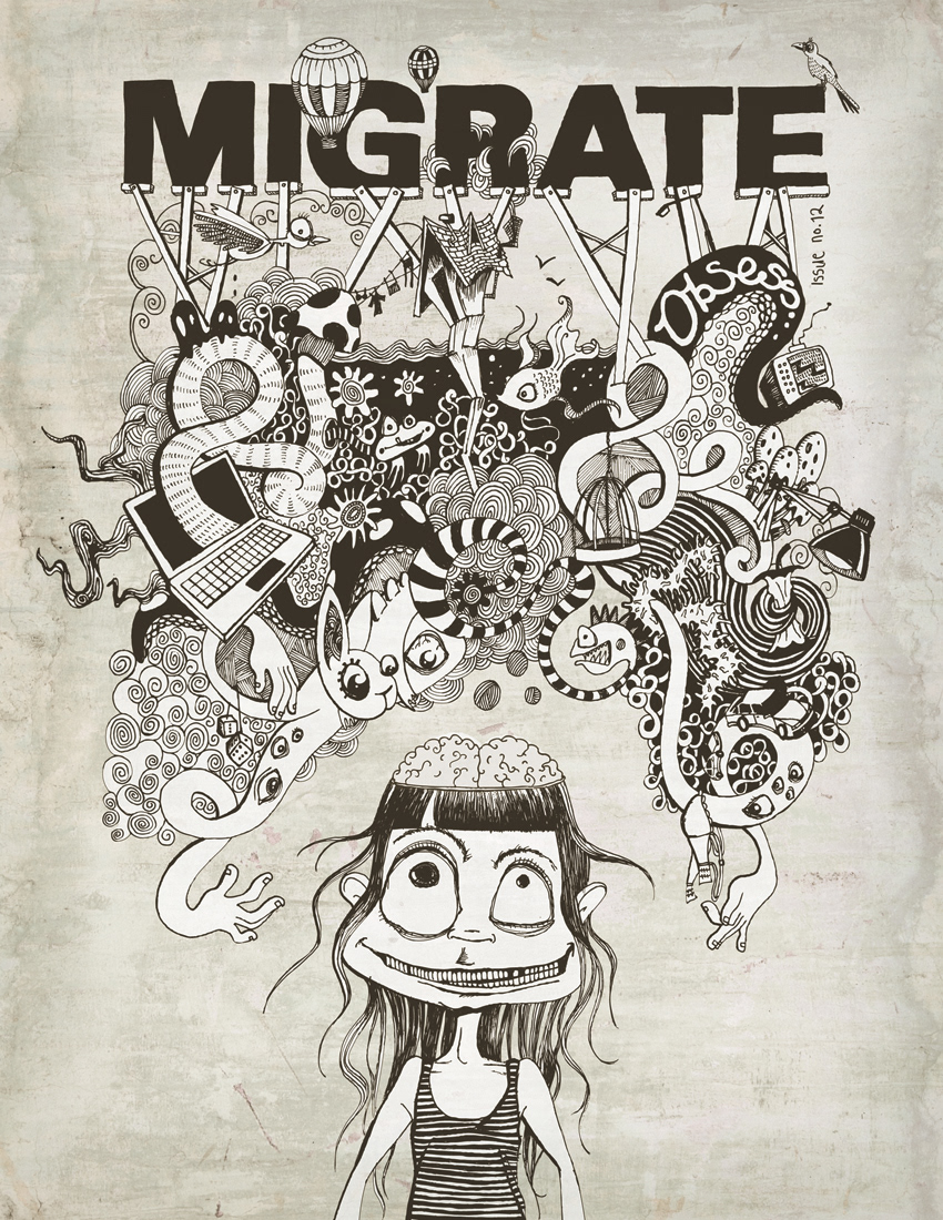 Migrate Cover - Issue 12: Obsess