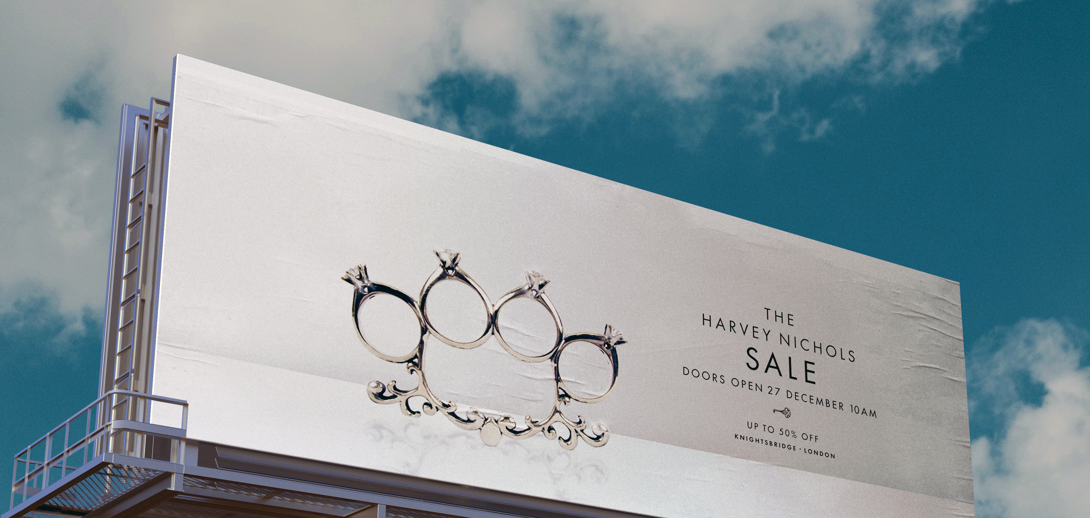 Harvey Nichols Sale Campaign