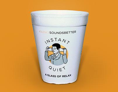 Instant Quiet