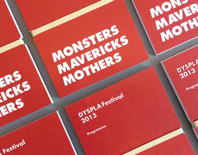 Dyspla Festival Programme