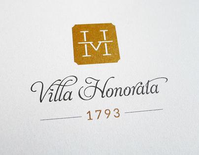 Villa Honorata 1793