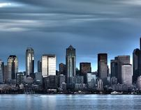 Seattle  - HDR Photography
