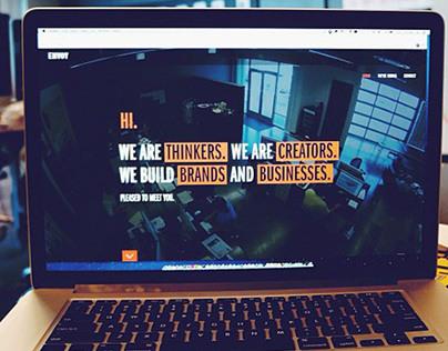 Hybrid agency ENVOY currently has 18 job openings