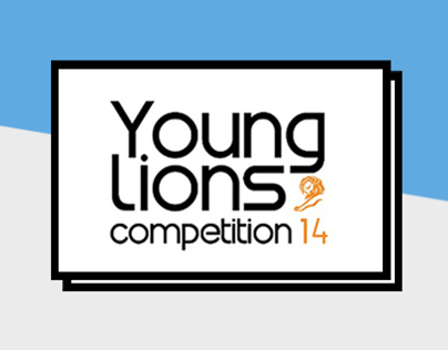 1st Place at Young Lions competition 2014