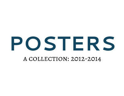 Posters:  2012-2014