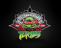 Turtles 25th Anniversary