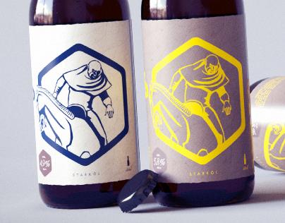 Centralbryggeriet - Beer & brewery branding