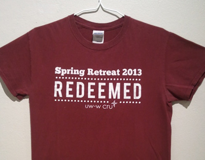 Cru Spring Retreat T-shirt