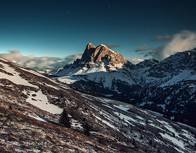 south tyrolean alps