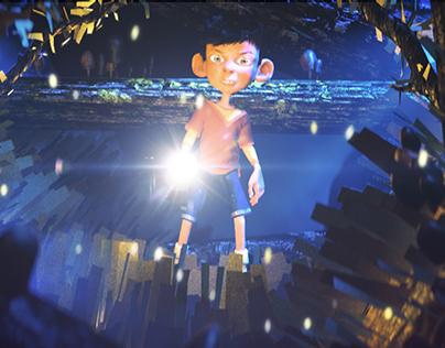 Lighten Up short: Character Development