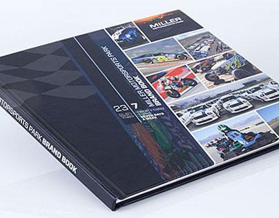 Miller Motorsports Park Branding