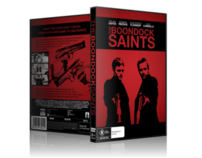 Boondock Saints DVD Cover - Redesign