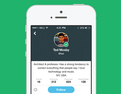eventtus iOS app