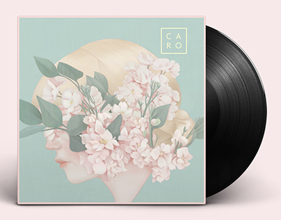 Caro - Vital Album Art