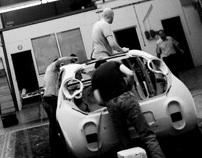 Citroën Making of