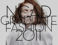 NCAD Fashion Graduate Photo Shoot