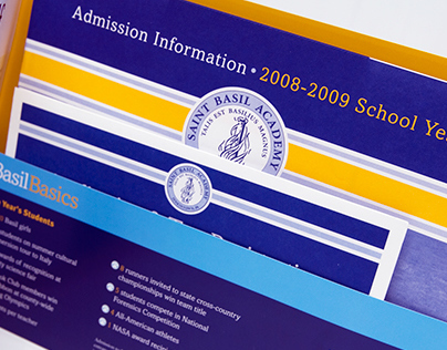 Saint Basil Academy Viewbook Package