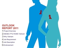 LIVING WITH HIV: 2011 Outlook Report