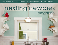 Nesting Newbies Magazine - Issue No. 5